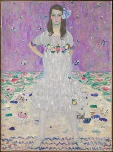 Gustav Klimt, Mäda Primavesi, 1912.